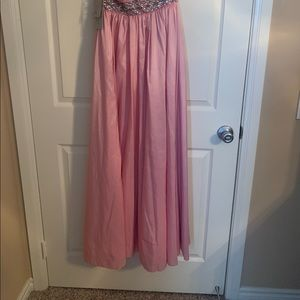 Pink Prom/Pageant Gown